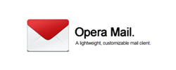 What is Opera mail